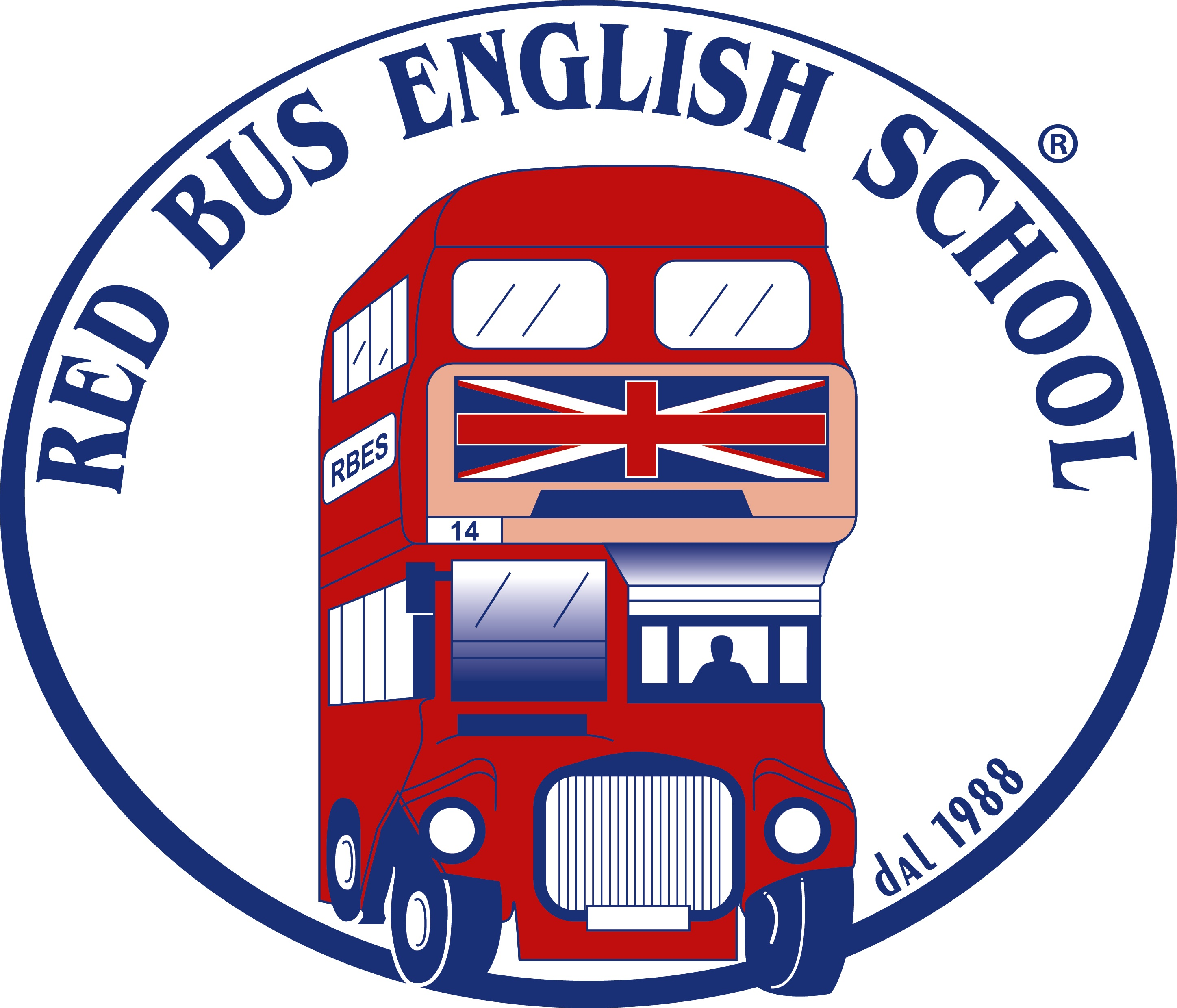 RED BUS SCHOOL