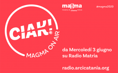 """Parte """"Ciak! Magma on air"""", il nostro nuovo programma radio"""